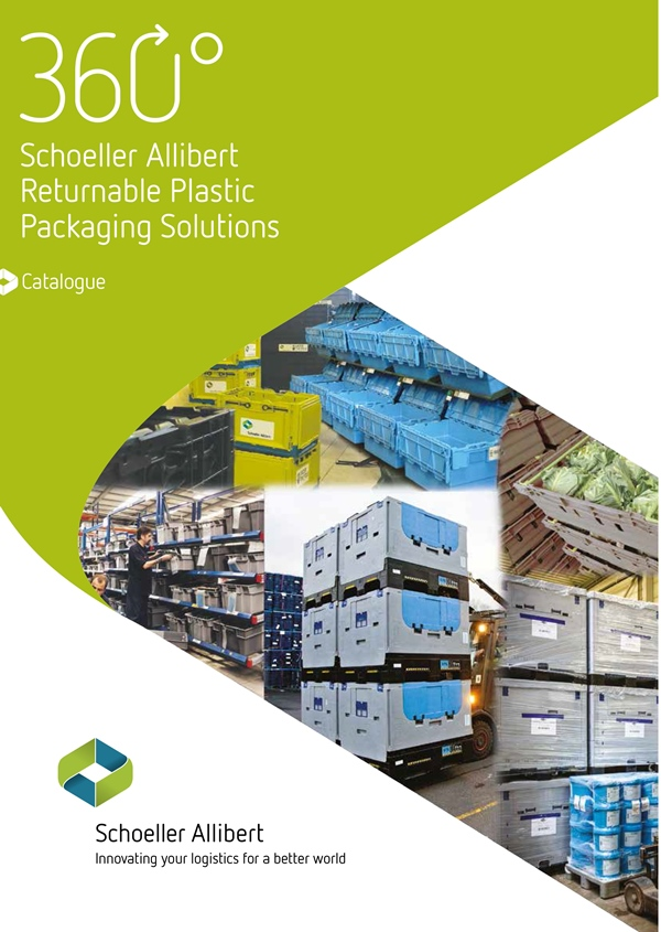 Schoeller Allibert catalogue
